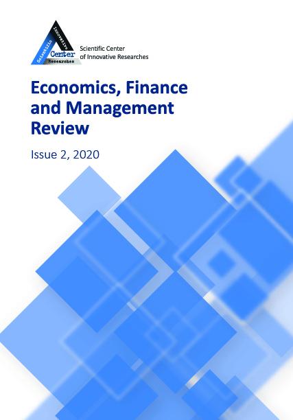 View No. 2 (2020): Economics, Finance And Management Review