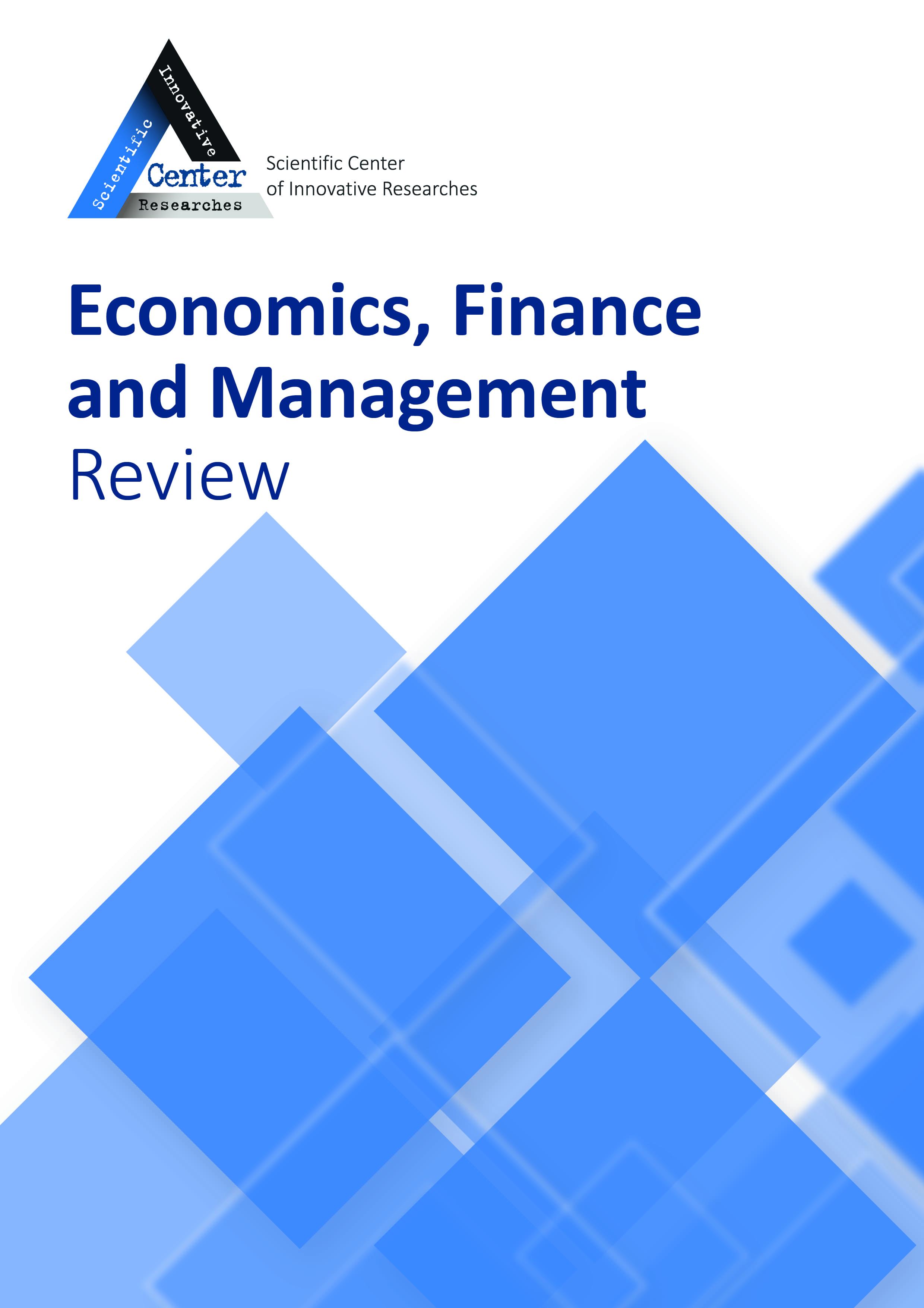View No. 1 (2021): Economics, Finance And Management Review