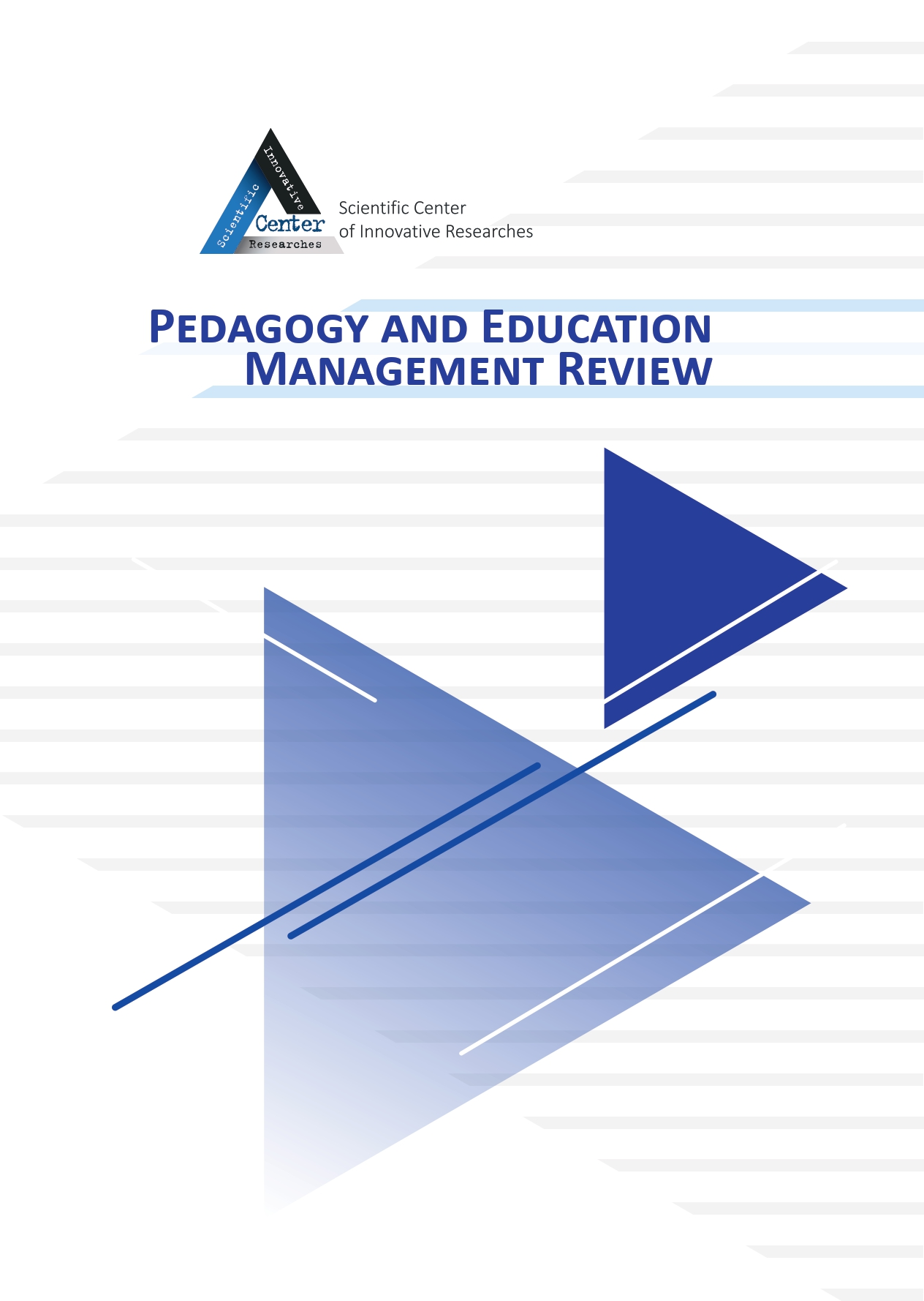 View No. 2 (2021): PEDAGOGY AND EDUCATION MANAGEMENT REVIEW
